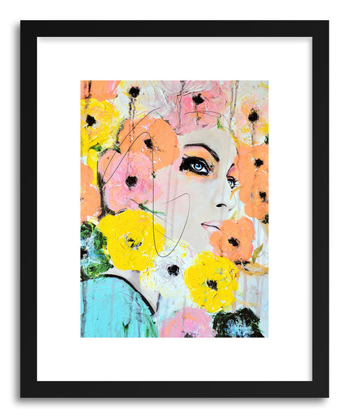 Fine art print Collide by artist Leigh Viner