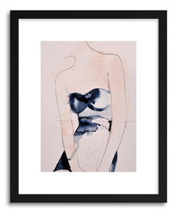 Fine art print Figure No.4 by artist Leigh Viner