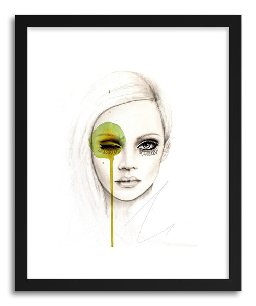 Fine art print Fused by artist Leigh Viner