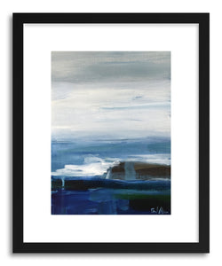 Fine art print Ocean Abstract by artist Pamela Munger