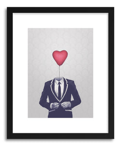 Fine art print Mr Valentine Print by artist David Iwane