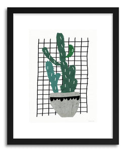hide - Art print Cactus by artist Kerry Layton on fine art paper