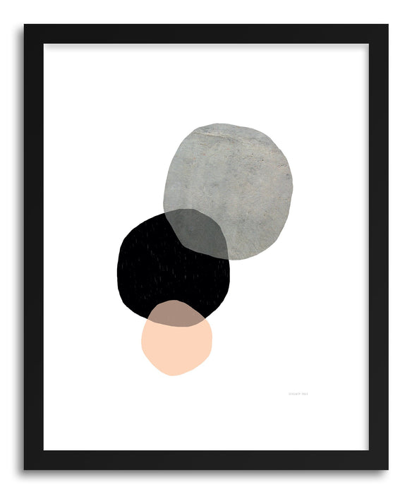 Fine art print Circles by artist Kerry Layton