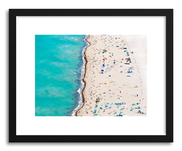 Fine art print Line In The Sand by artist Claudia Masco