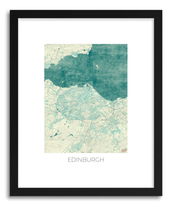 Art print Edinburgh by artist Hubert Roguski