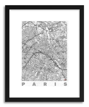 Art print LIFR Paris by artist Hubert Roguski