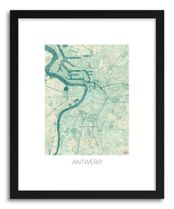 Art print Antwerp by artist Hubert Roguski