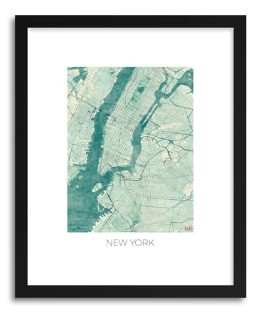 Art print New York by artist Hubert Roguski