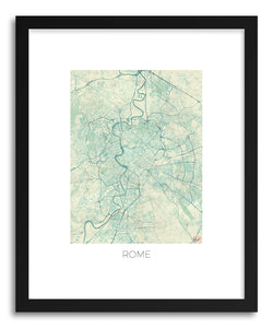 Art print Rome by artist Hubert Roguski