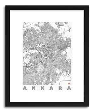 Art print TU Ankara by artist Hubert Roguski