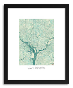 Art print Washington by artist Hubert Roguski