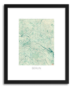 Art print Berlin by artist Hubert Roguski