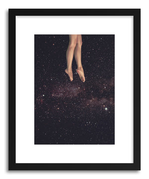 Art print Hung In Space by artist Fran Rodriguez