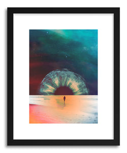 Art print I Am Dawn by artist Fran Rodriguez