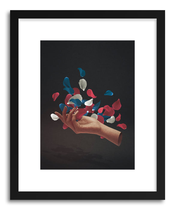 Art print Roses by artist Fran Rodriguez