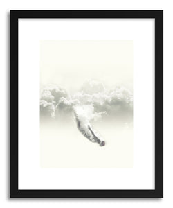 hide - Art print Sky Diver by artist Fran Rodriguez on fine art paper