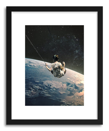 Art print Swing by artist Fran Rodriguez