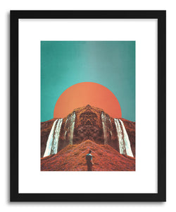 Art print The Pantheist by artist Fran Rodriguez