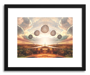 Art print Vanishing Point by artist Fran Rodriguez