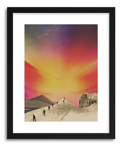Fine art print The Pursue of Happiness by artist Fran Rodriguez