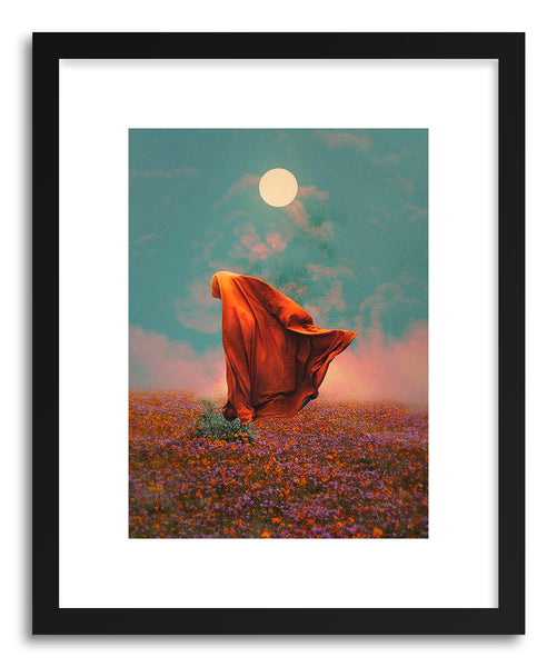 Art print Fields by artist Fran Rodriguez