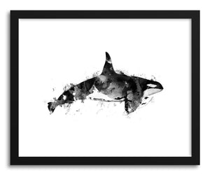 hide - Art Print Killer Whale by artist Rui Faria on fine art paper