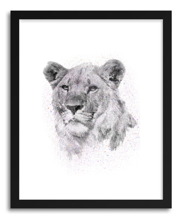 Fine art print Leo Just Wants To Have Fun by artist Rui Faria
