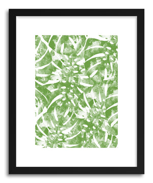 Fine art print Monstera Jungle by artist Rui Faria