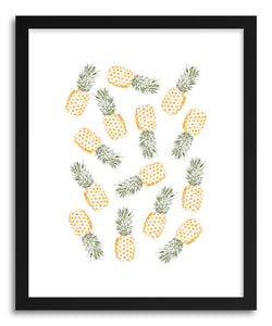Fine art print PIneapples by artist Rui Faria