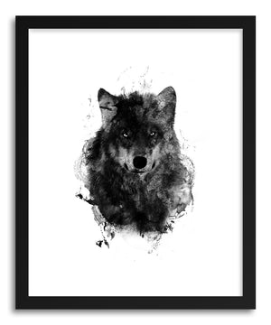 Fine art print We Are Wolves by artist Rui Faria