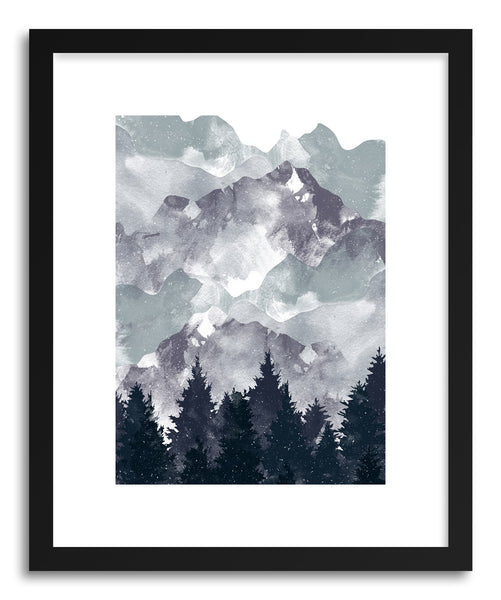 Fine art print WInter Tale by artist Rui Faria