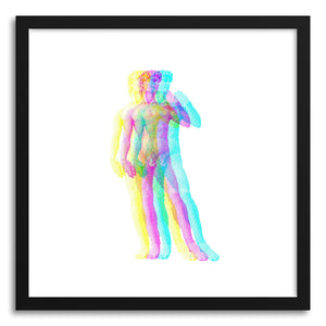 Fine art print David by artist Rui Faria