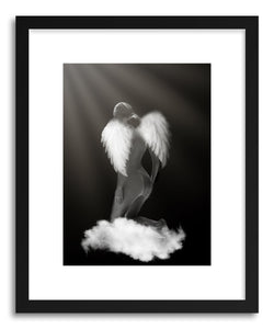 Fine art print Angel by artist Tania Amrein