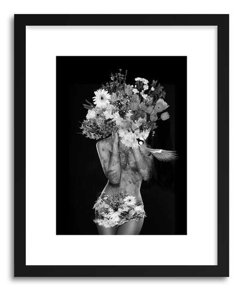 Fine art print Flowers by artist Tania Amrein