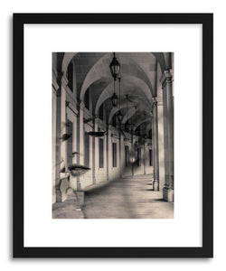 Fine art print Arch Girl by artist Tania Amrein