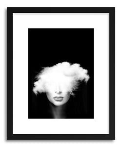 Fine art print White Clouds by artist Tania Amrein