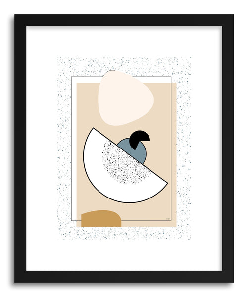 Fine art print Geometry Composition by artist Linda Gobeta