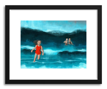 Fine art print Waves by artist Shira Sela