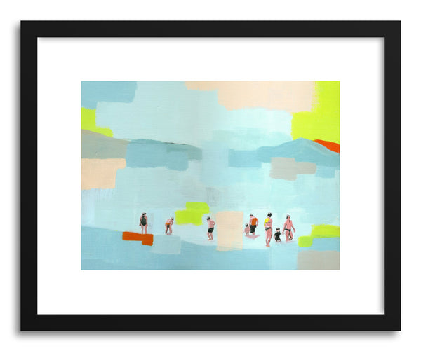 Fine art print Whats In The Water by artist Shira Sela
