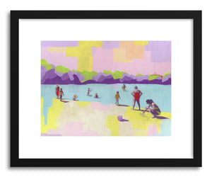 Fine art print A Free Day by artist Shira Sela