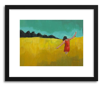 Fine art print Happiness by artist Shira Sela