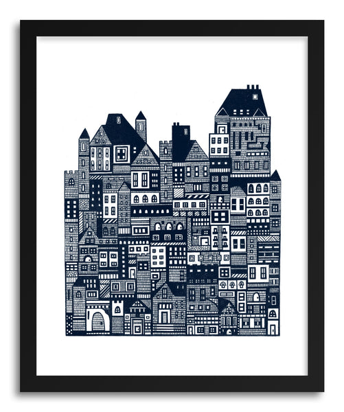 Fine art print Home by artist Marcelo Romero