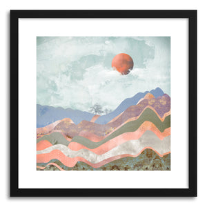 Art print Journey to the Clouds by artist Spacefrog Designs