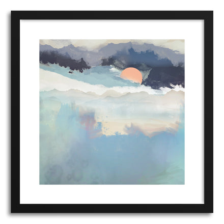 Art print Mountain Dream by artist Spacefrog Designs