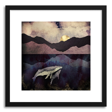 Art print Bond by artist Spacefrog Designs