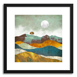Art print Night Fog by artist Spacefrog Designs