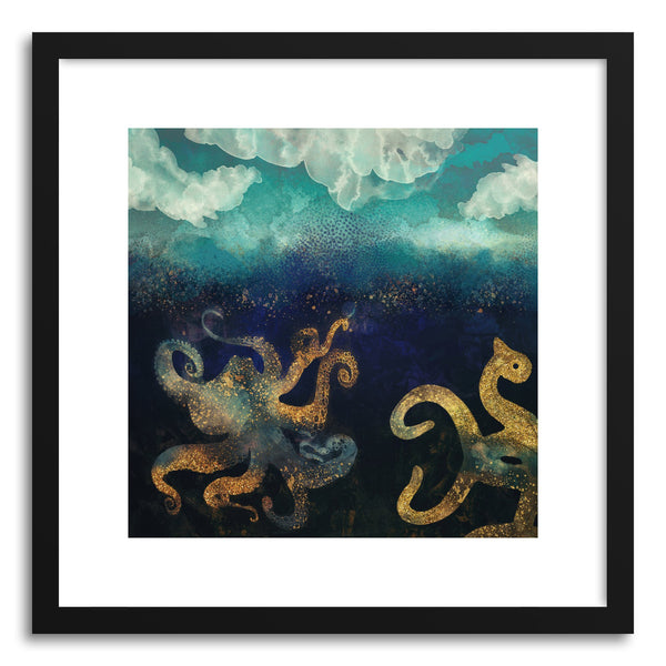Art print Underwater Dream II by artist Spacefrog Designs