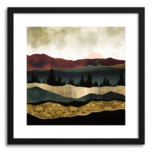 Art print Early Autumn by artist Spacefrog Designs