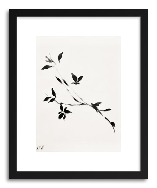 Art print Branch by artist Lynne Millar