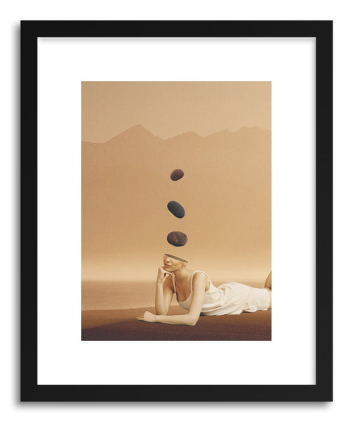 Art print Peace Of Mind by artist Maarten Leon